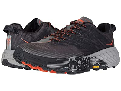 Hoka One One Speedgoat 4 (Dark Gull Grey/Anthracite) Men