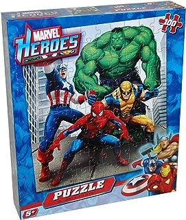Best superhero jigsaw puzzles Reviews