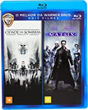 Blu-ray Cidade das Sombras + Matrix [ Dark City + The Matrix ] [ Audio and Subtitles in English + Spanish + Portuguese ]