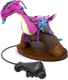 Walt Disney World - Pandora - The World of Avatar Interactive Banshee Toy + Stand - Purple