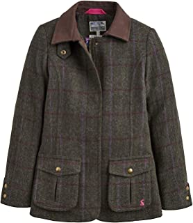 Joules Field Check Tweed Jackets