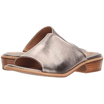 Sofft Nola (Anthracite Cow Metallic) Women
