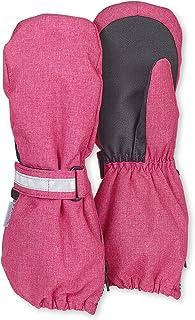 Mati/ère d/éperlante avec Fermeture Velcro /Âge 7-8 ans Magenta Sterntaler Gants Micropolaires Taille 5