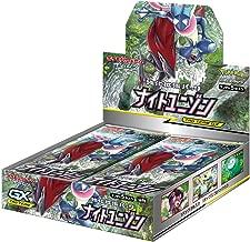 Pokemon Game Sun & Moon Reinforcement Expansion Pack Knight Unison Box Japan Import