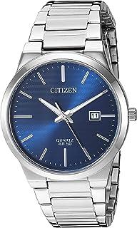 Citizen Men's Blue Dial Stainless Steel Band Watch - BI5060-51L