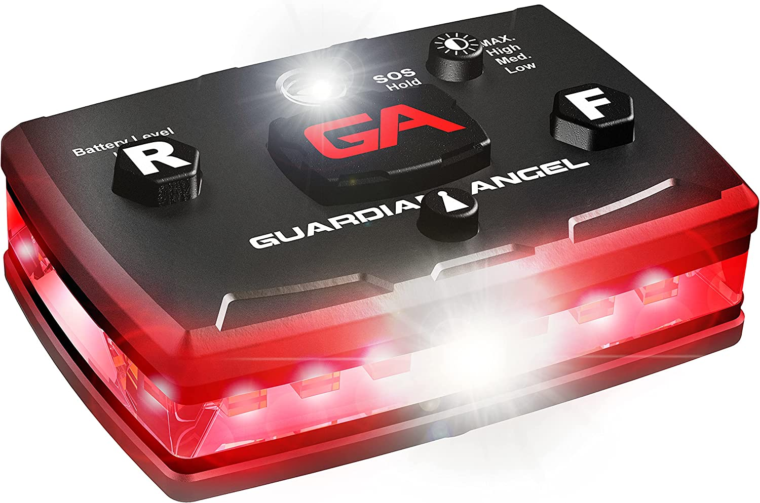 Guardian Angel Elite Bombing free shipping Series Personal Bar Magnetic Light Safety Max 55% OFF