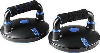 【Amazon限定ブランド】ウルトラスポーツ プッシュアップバー 台湾製 回転型 腕立て伏せ用 滑り止めグリップ 2個セット