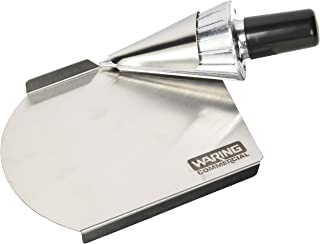 Waring Commercial Large Waffle Rolling and Forming Tool, Silver