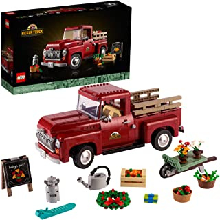 LEGO Pickup Truck 10290; Build and Display an Authentic...