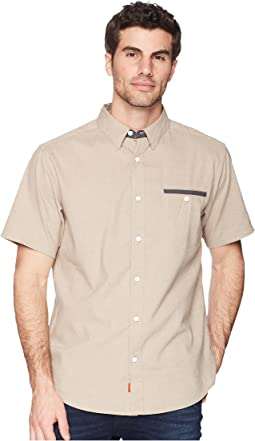 Mountain Hardwear Denton Short Sleeve Shirt