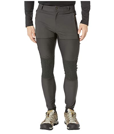 Fjallraven Abisko Trekking Tights (Dark Grey) Men