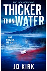 Thicker Than Water: A Scottish Detective Mystery (DCI Logan Crime Thrillers Book 2) Kindle Edition