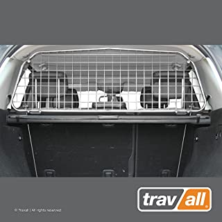 Travall Guard Compatible with Mercedes-Benz M-Class (2005-2011) TDG1046 - Rattle-Free Steel Pet Barrier