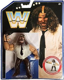 WWE Mankind (Mick Foley) - Mattel Retro Series 2 Toy Wrestling Figure