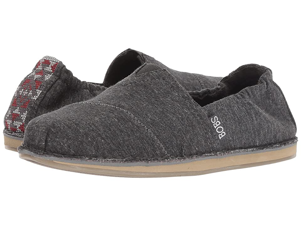 BOBS from SKECHERS Bobs Chill Bohemian Alley (Charcoal) Women