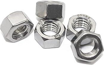 """Best Fullerkreg 3/4""""-10 Stainless Hex Nut, 304 Stainless Steel, Bright Finish (5pcs) Review"""