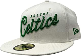 New Era Boston Celtics Heritage Green Classic Wool Fitted 59Fifty Hat