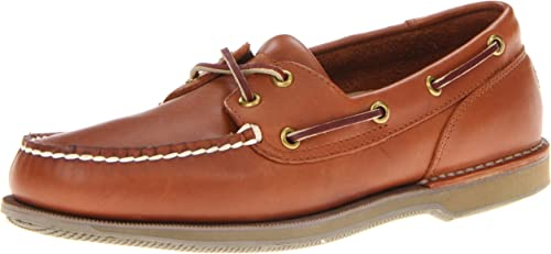 Rockport Hommes's Ports of Call Perth Slip-on,Timber,6 W US