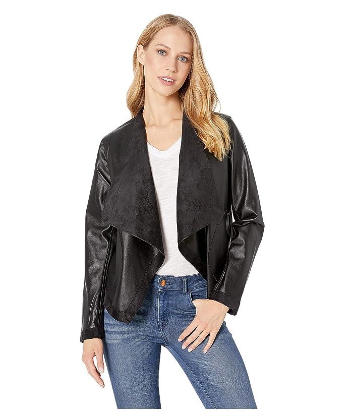 d039d0f28 Teagan Reversible Vegan Leather Jacket
