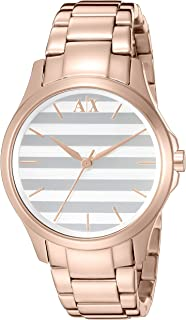 Armani Exchange Women's AX5234  Rose Gold  Watch