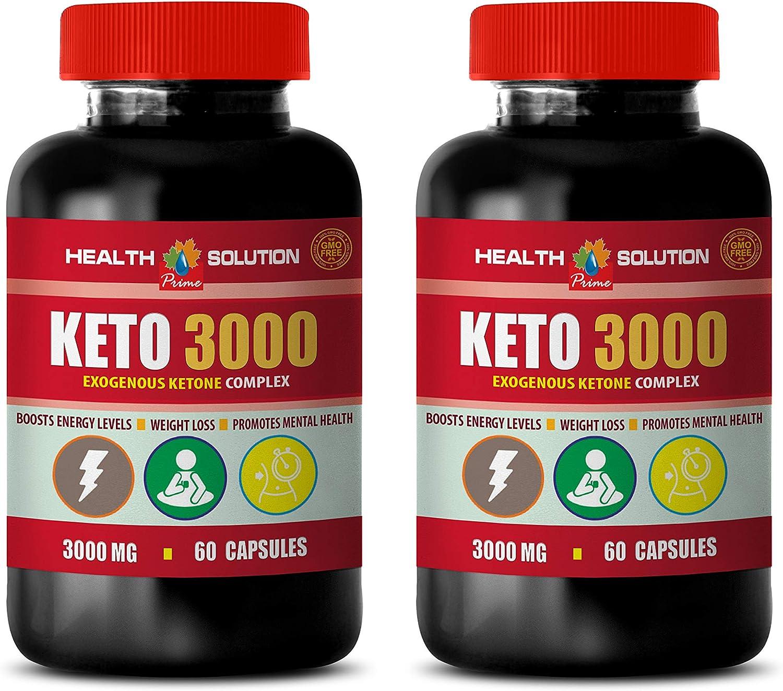 Fat Burning Max 80% OFF and Weight Loss Pills Ket EXOGENOUS Keto Max 56% OFF MG - 3000