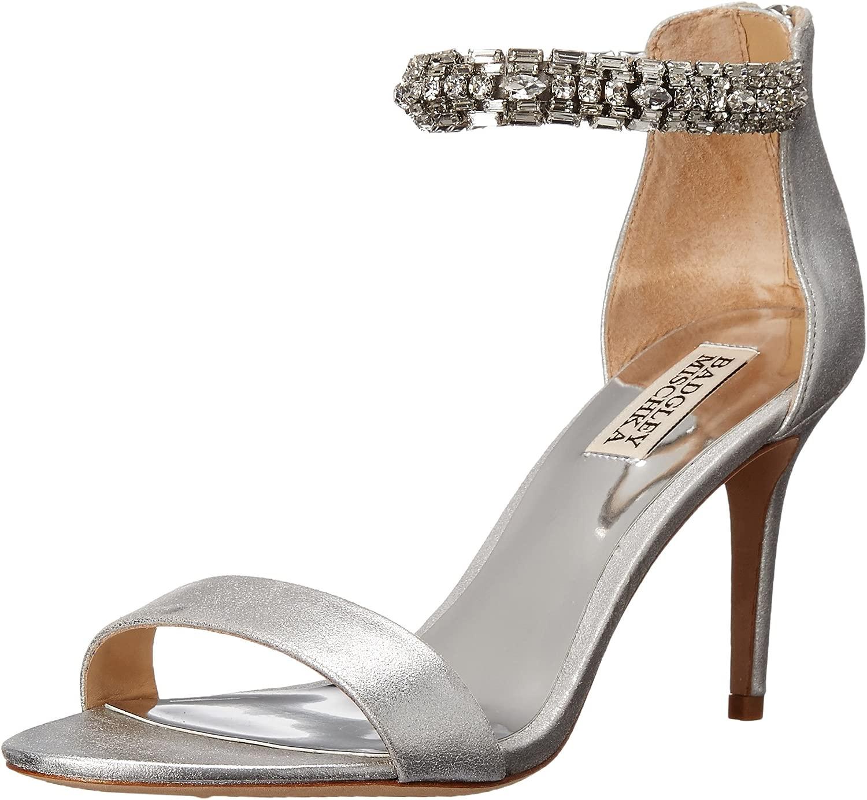 Badgley Mischka Mischka Woherren Carlotta II Dress Sandal  sehr gefragt sein