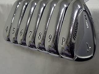Mizuno MP-64 Irons Set 4-PW (Steel Dynamic Gold X-Stiff) Forged Golf Clubs