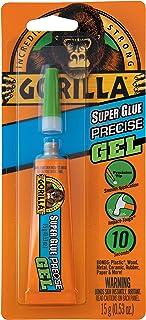 Gorilla 6802502 Super Glue Gel Ultra Control, 15g