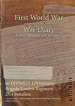 60 DIVISION 179 Infantry Brigade London Regiment 2/14 Battalion : 1 January 1915 - 30 November 1916 (First World War, War Diary, WO95/3030/4)