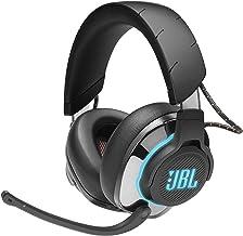 JBL Quantum 800 – Fone de ouvido sem fio para jogos com cancelamento ativo de ruído e Bluetooth 5.0 – Preto