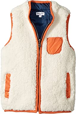 Splendid Littles - Reversible Sherpa Vest (Toddler)