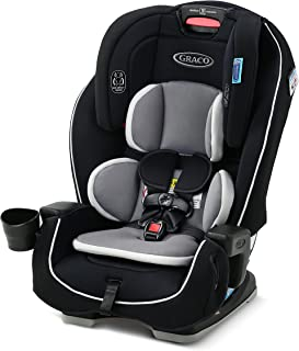 Graco Landmark 3 in 1 Car Seat | 3 Modes of Use from Rear Facing to Highback Booster Car Seat, Wynton