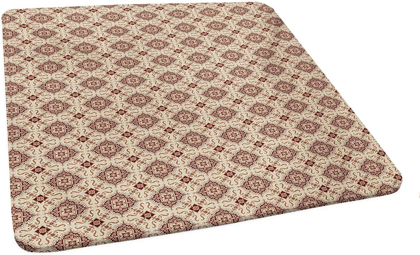 Square Vintage Tablecloth Victorian Pattern Ancien Cash special Max 76% OFF price Inspirations