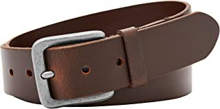 Fossil Men's Otis Leather Belt, Brown