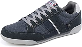 Sponsored Ad - ARRIGO BELLO Mens Fashion Sneakers Lightweight Casual Shoes Lace-Up Walking Shoes