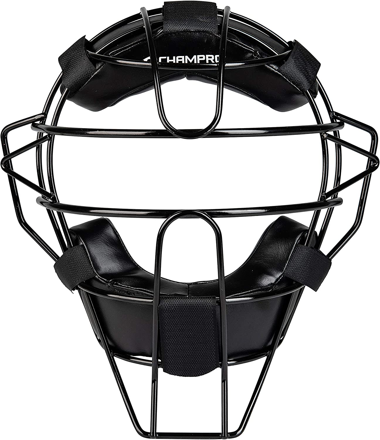Champro Catcher's Mask low-pricing Washington Mall Black 27-Ounce Adult
