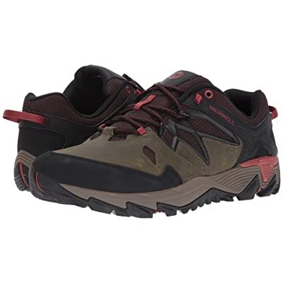 Merrell All Out Blaze 2 (Dark Olive) Men