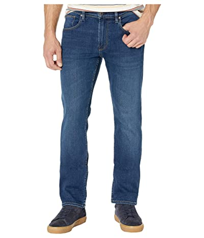 Hudson Jeans Byron Straight Zip in Tackle (Tackle) Men