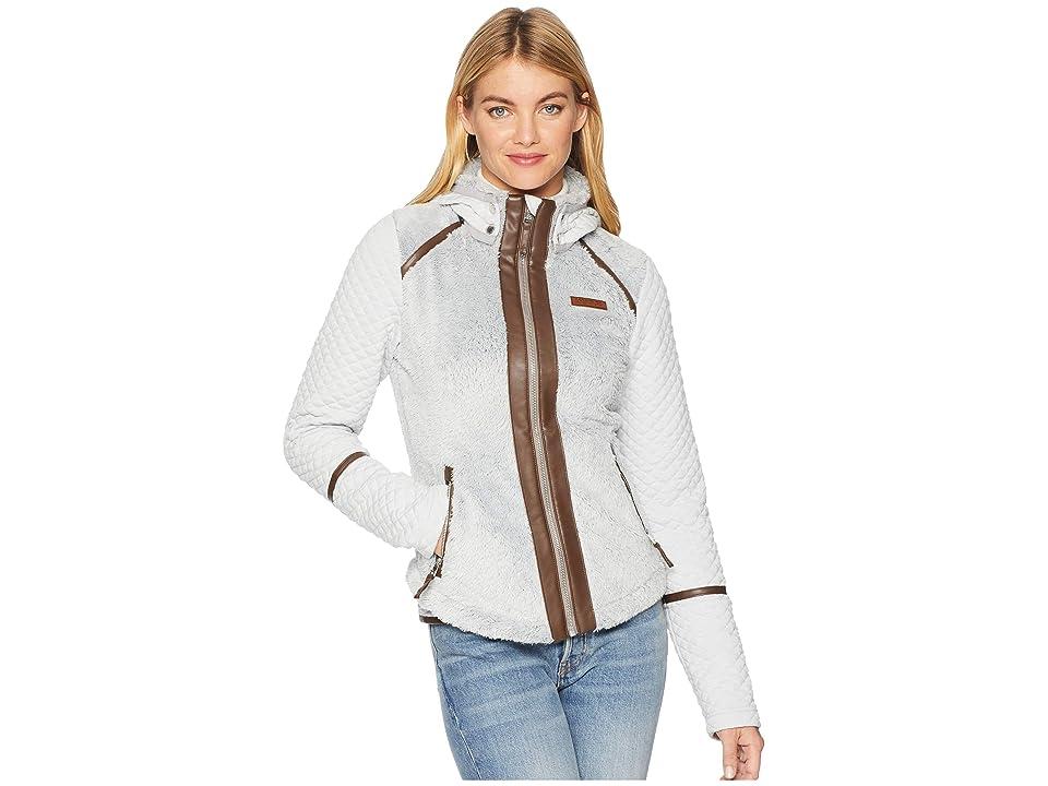Obermeyer Stella Fleece Jacket (Fog) Women