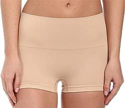 SPANX Women's Everyday Shaping Panties Seamless Boyshort
