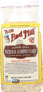 Bob's Red Mill Gluten Free Super-Fine Natural Almond Flour, 16 oz