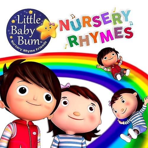 Rainbow Colors Song By Little Baby Bum Nursery Rhyme Friends On Amazon Music Amazon Com
