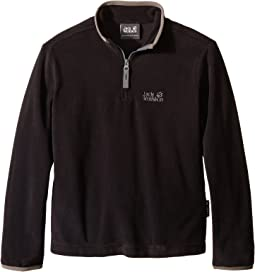 Jack Wolfskin Kids - Wolf Fleece 1/2 Zip (Little Kid/Big Kid)