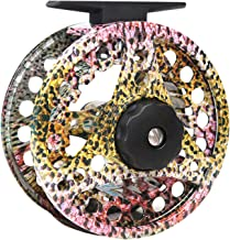 M MAXIMUMCATCH Maxcatch ECO Fly Reel Large Arbor with Diecast Aluminum Body Fly Fishing Reel(3/4wt 5/6wt 7/8wt)