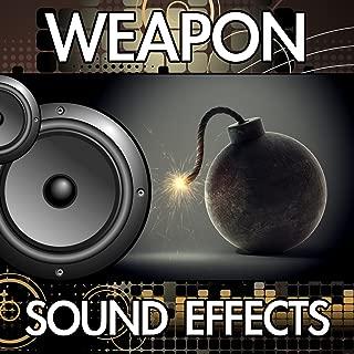 Machine Gun (Version 6) [Gunfire Gunshot Firing Shooting Fire Shot] [Sound Effect]