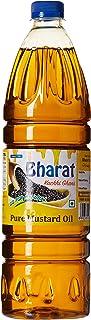 Bharat Pure Mustard Oil, 1 Litre