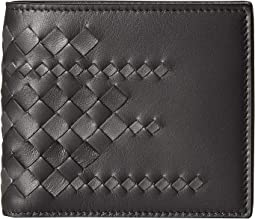 Intrecciato Card Holder