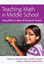 Teaching Math in Middle School: Using MTSS to Meet All Students' Needs