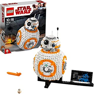 Star Wars The Last Jedi BB-8 Robot Toy, Collector's Model Building Set