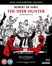 the deer hunter blu ray 40th anniversary